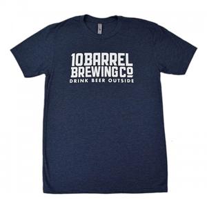 10 Barrel Gear Drink Beer Outside Men's Tee