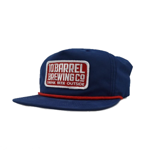 10 Barrel Gear Blue Grandpa Hat