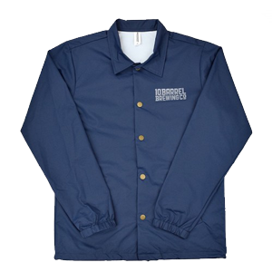 10 Barrel Gear Cheers Coaches Jacket