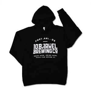 10 Barrel Gear Portland City Hoodie