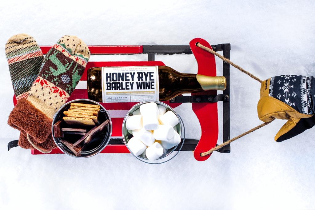 Honey Rye Barley Wine Ale