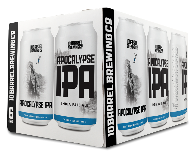 Apocalypse IPA 6pack Cans