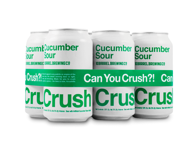 Cucumber Crush 6pack