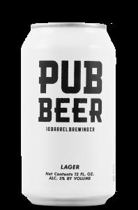 Pub Beer 12oz