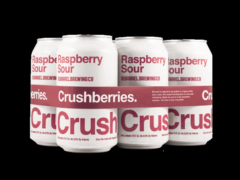 Raspberry Crush 6pack