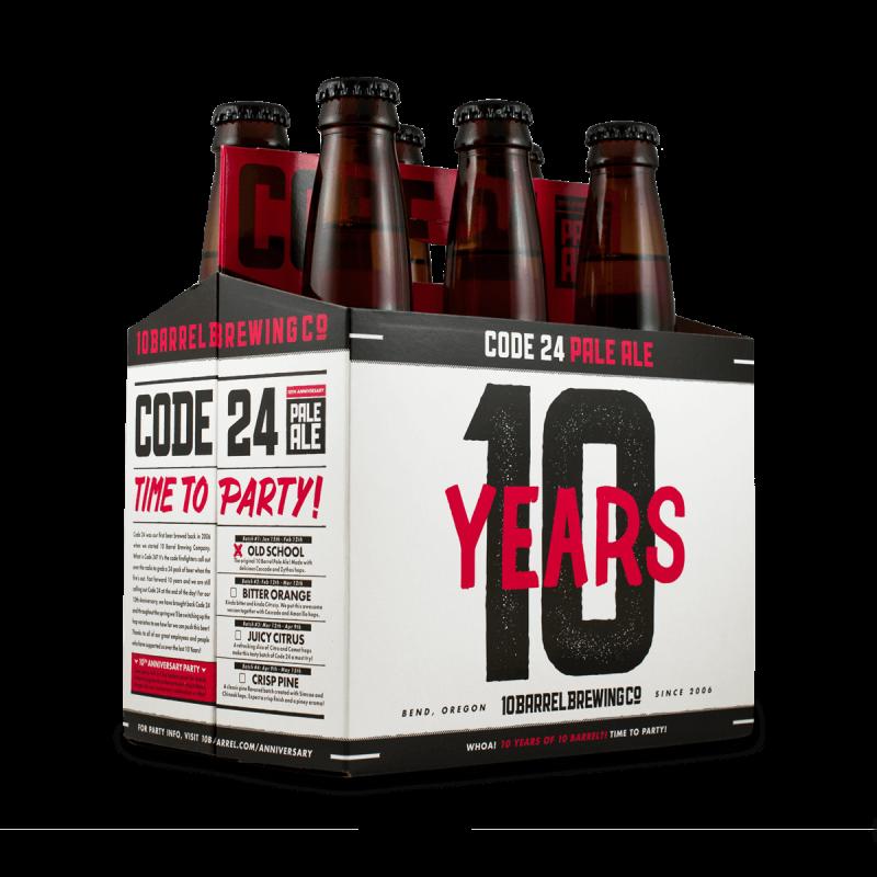 Code 24 6-pack