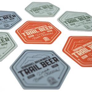 10 Barrel Gear Trail Beer Stickers