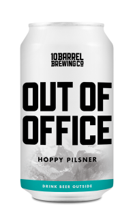 Out of Office Hoppy Pilsner - 10 Barrel Brewing Company