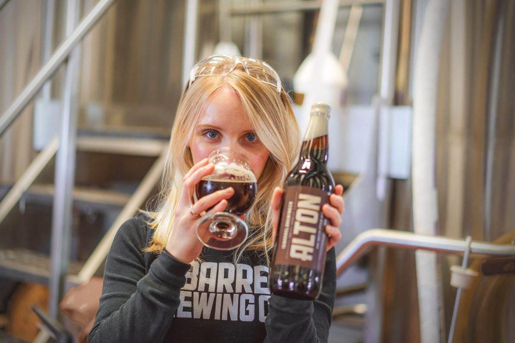 Whitney Burnside - Portland Brewmaster - 10 Barrel Brewing Company, Bend, Oregon since 2006