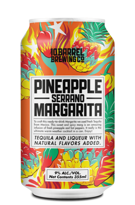 Learn More about Pineapple Serrano Margarita