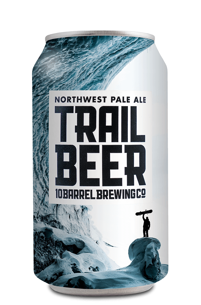 Trail Beer 12oz Can (Winter 2017)