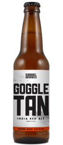 Goggle Tan India Red Ale 12oz