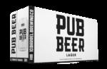 Pub Beer 18pack – 12oz