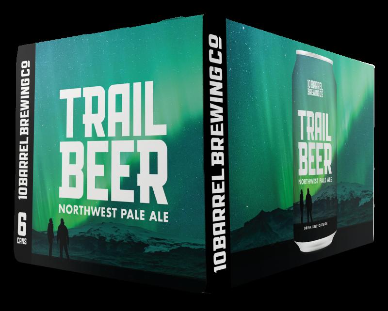 Trail Beer 6pk (Spring 18)