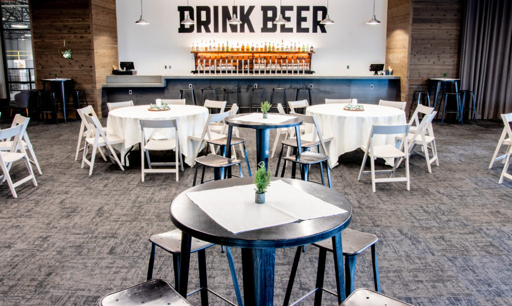 10 Barrel Brewing Co. East Bend, Drink Beer Outside since 2006