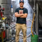 Ben Ferguson, 10 Barrel Brewing Co. Athlete, Snowboarding