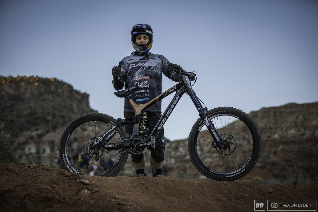 Carson Storch, 10 Barrel Brewing Co. Athlete, Mountain Bike