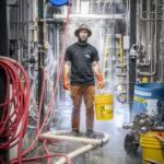 Eric Jackson, 10 Barrel Brewing Co. Athlete, Snowboarding