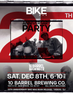Bike Mag 25th Anniversary Party