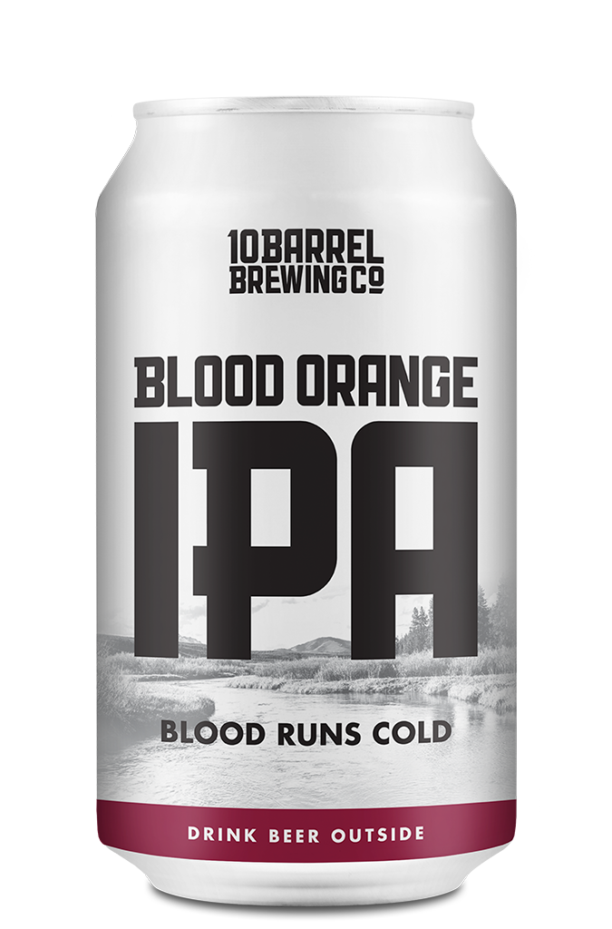 Learn More about Blood Orange IPA