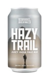 Hazy Trail Juicy IPA by 10 Barrel Brewing Company, Bend, OR since 2006