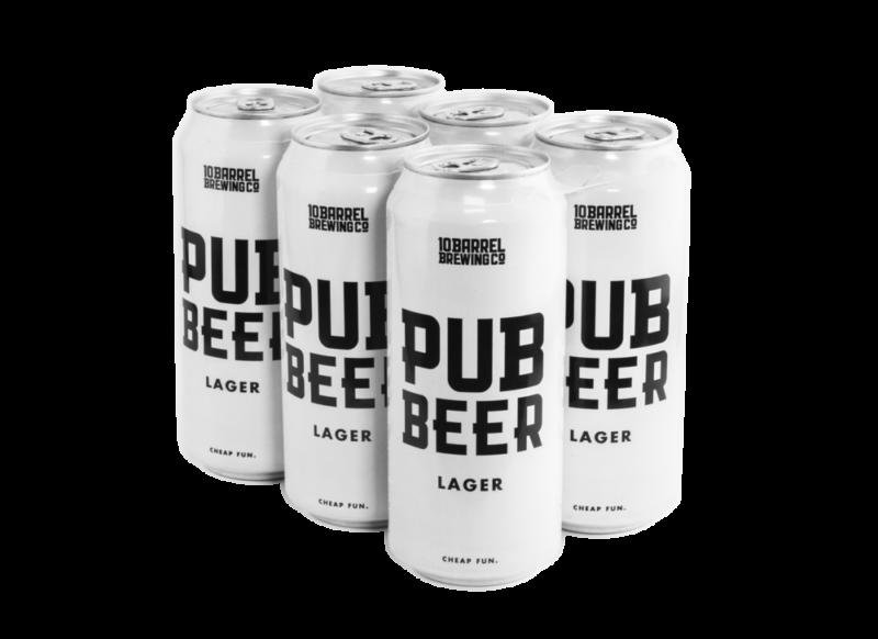 Pub Beer 6pack