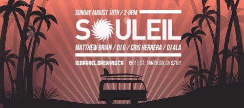 Souleil @ the San Diego Pub