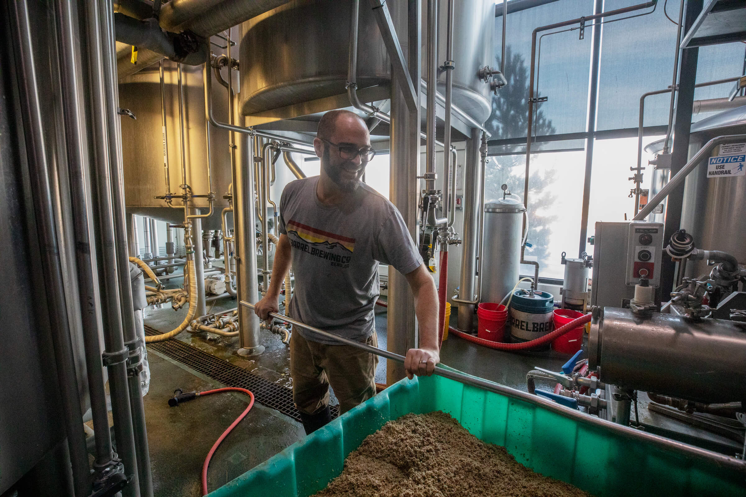 10 Barrel Brewing Co. Sustainability