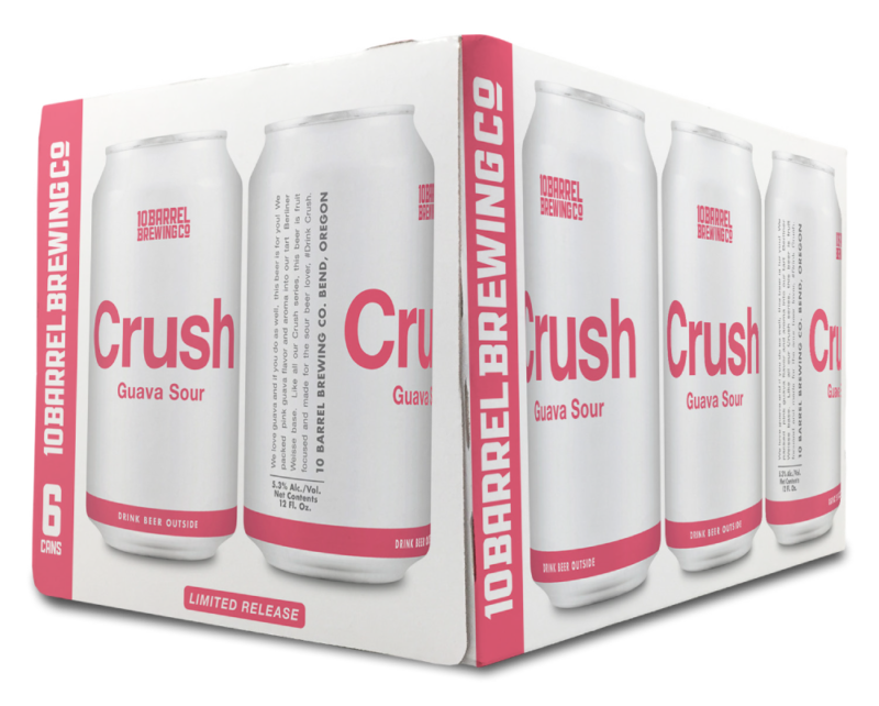 Crush Guava 6pk Cans