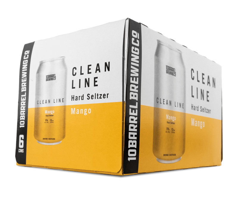 Clean Line 6pk Box