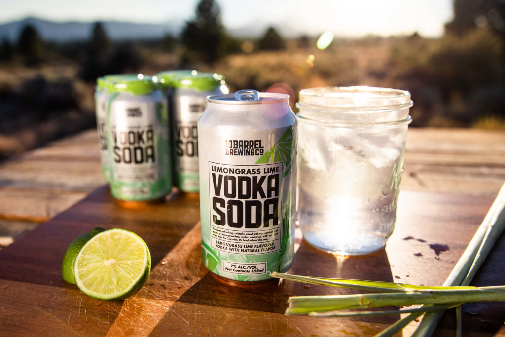 Learn More about Vodka Soda