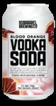Blood Orange Vodka Soda 12oz Can